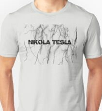Tesla lightning T-Shirt