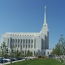 Rexburg Temple by shutterup