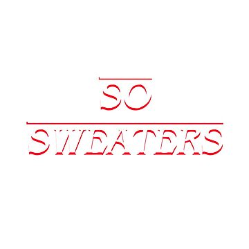 SOSWEATERS N ° 2 by sossweaters