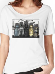 The Usual Daleks Women's Relaxed Fit T-Shirt