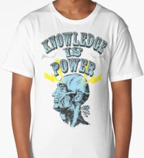 Knowledge is Power Long T-Shirt