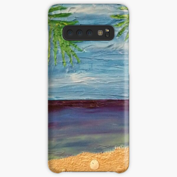 Ocean Scene Painting Samsung Galaxy Snap Case