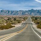 Mountains in the Desert Southwest USA by barnsis