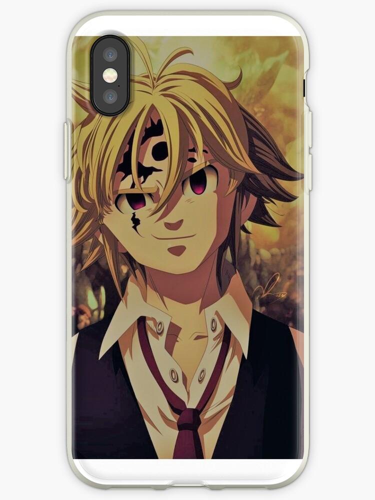 coque iphone 8 seven deadly sins