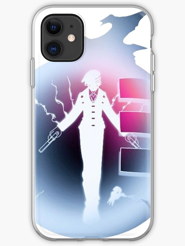 Soul Eater Death the Kid iphone case