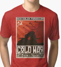 Cold Time War Tri-blend T-Shirt