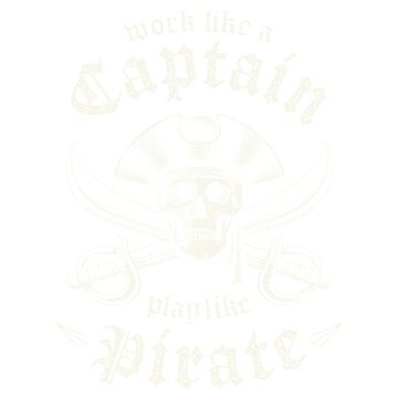 Play Like A Pirate by willijay