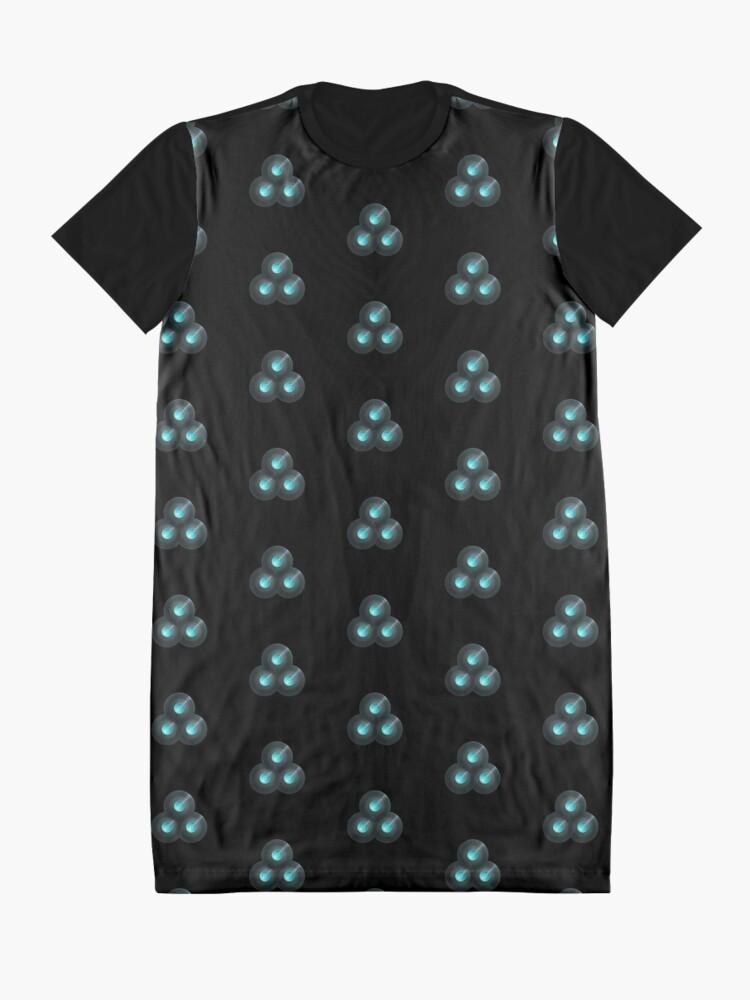 Alternate view of Triple Celt Graphic T-Shirt Dress