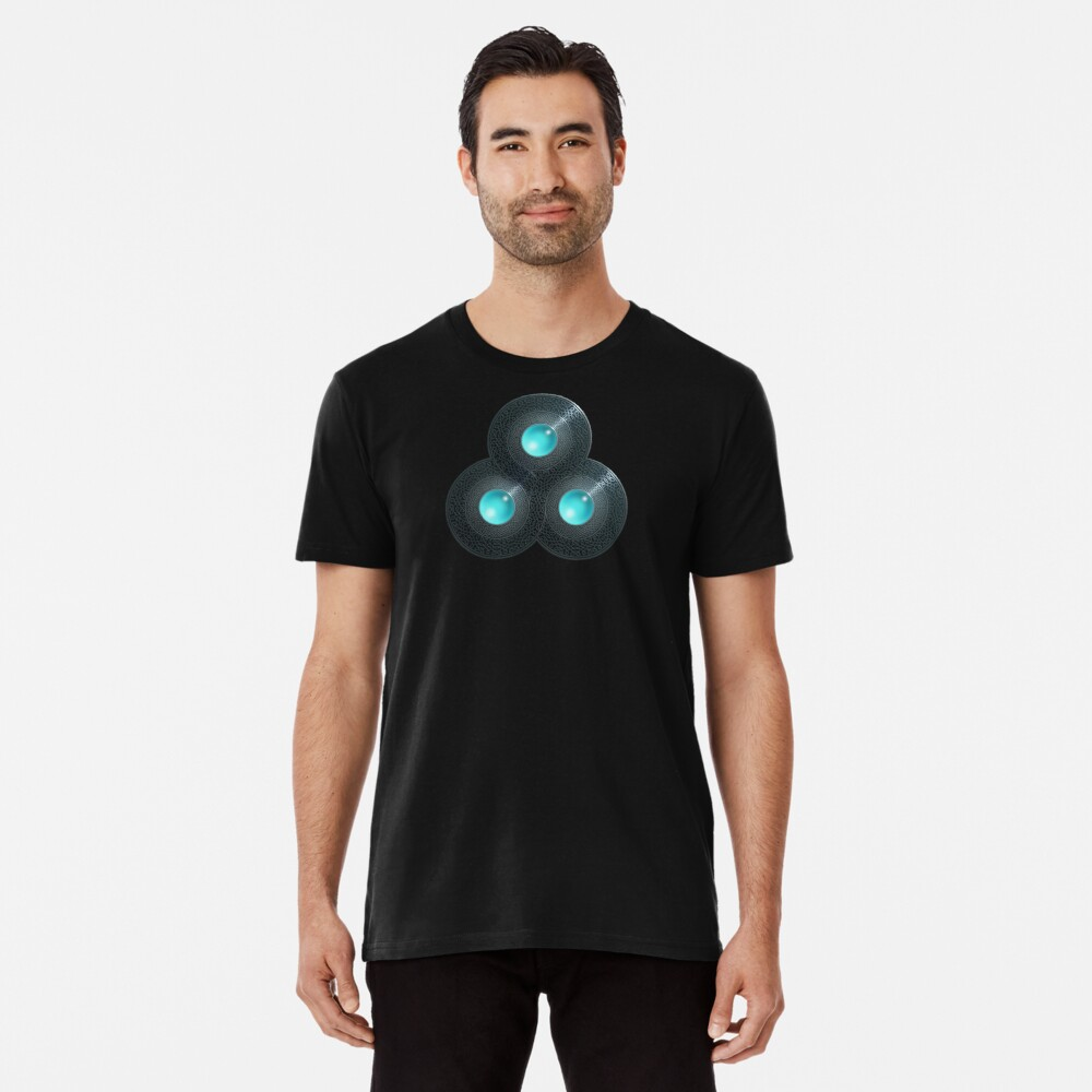 Triple Celt Premium T-Shirt