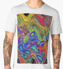 Psychedelic Men's Premium T-Shirt