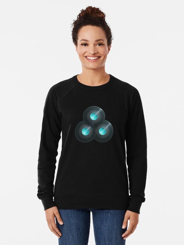 Alternate view of Triple Celt Lightweight Sweatshirt