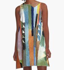 Klee - Der Wald der aus dem Samenkorn entstand A-Line Dress