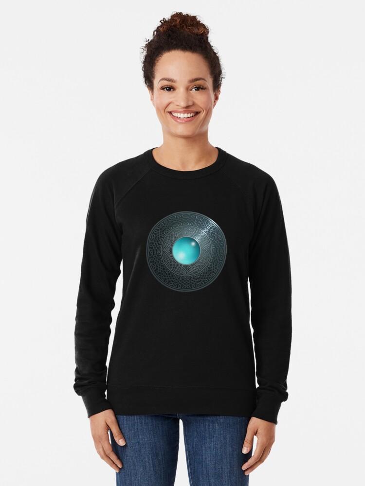 Alternate view of Shield Lightweight Sweatshirt