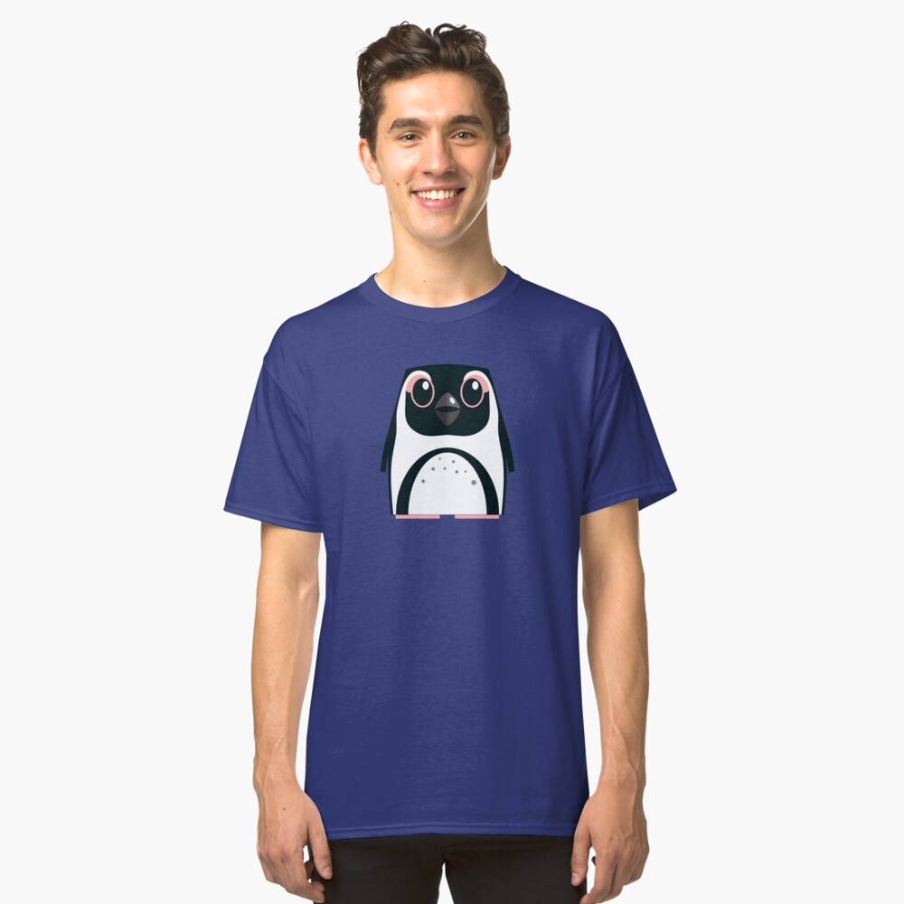 African Penguin - 50% of profits to charity Classic T-Shirt Front