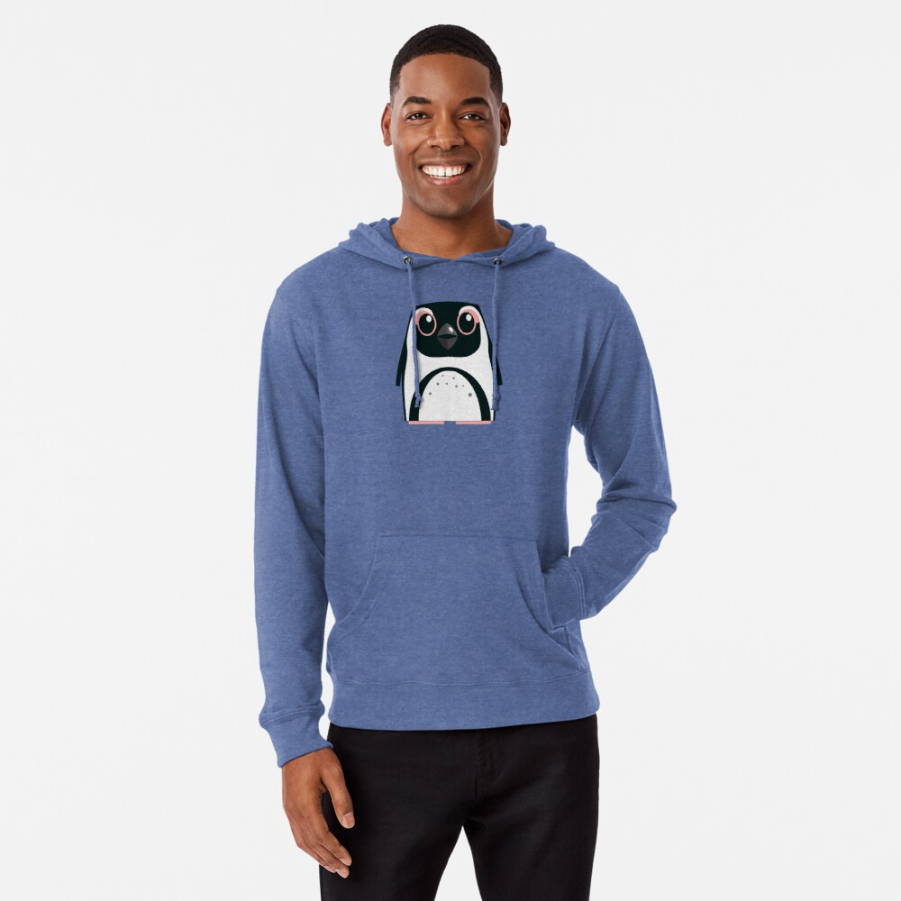 African Penguin - 50% of profits to charity Lightweight Hoodie
