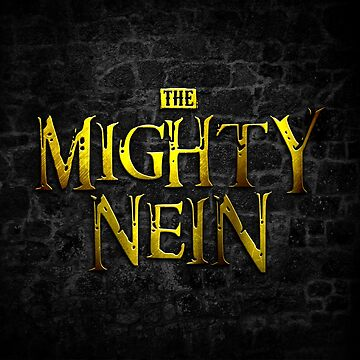 The Mighty Nein by huckblade