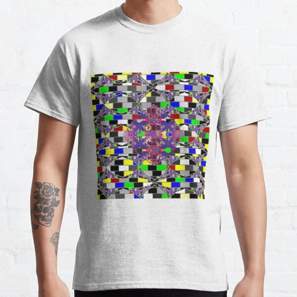Tracery, weave,  template, routine, stereotype, gauge, mold, sample Classic T-Shirt