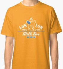 LonLon Milk Bar Classic T-Shirt