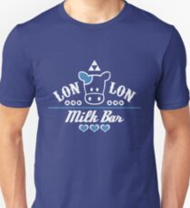 LonLon Milk Bar Unisex T-Shirt