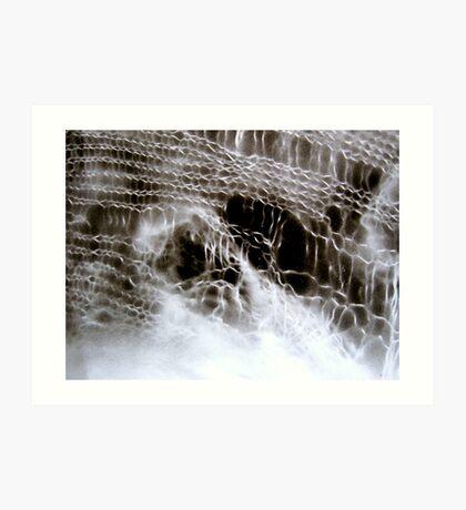 veil Art Print