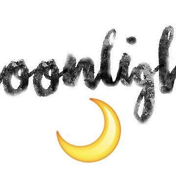 moonlight (emoji version)  by moonlightboca