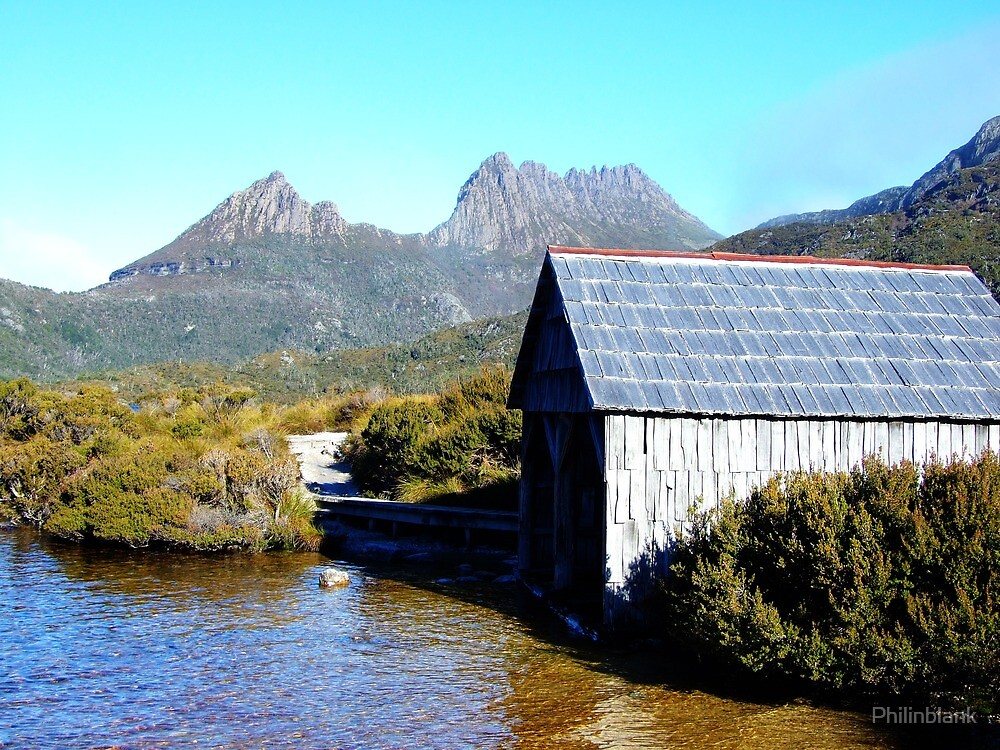 The Boat House by Philinblank