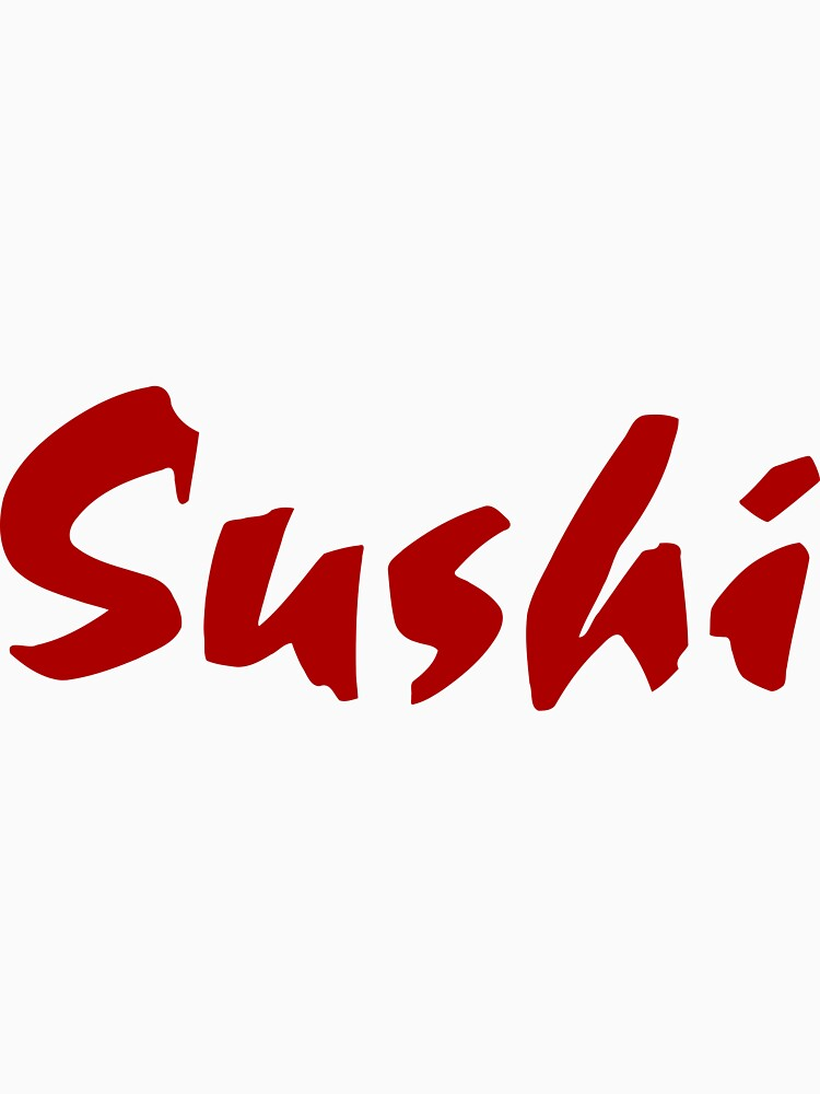Sushi by Reethes