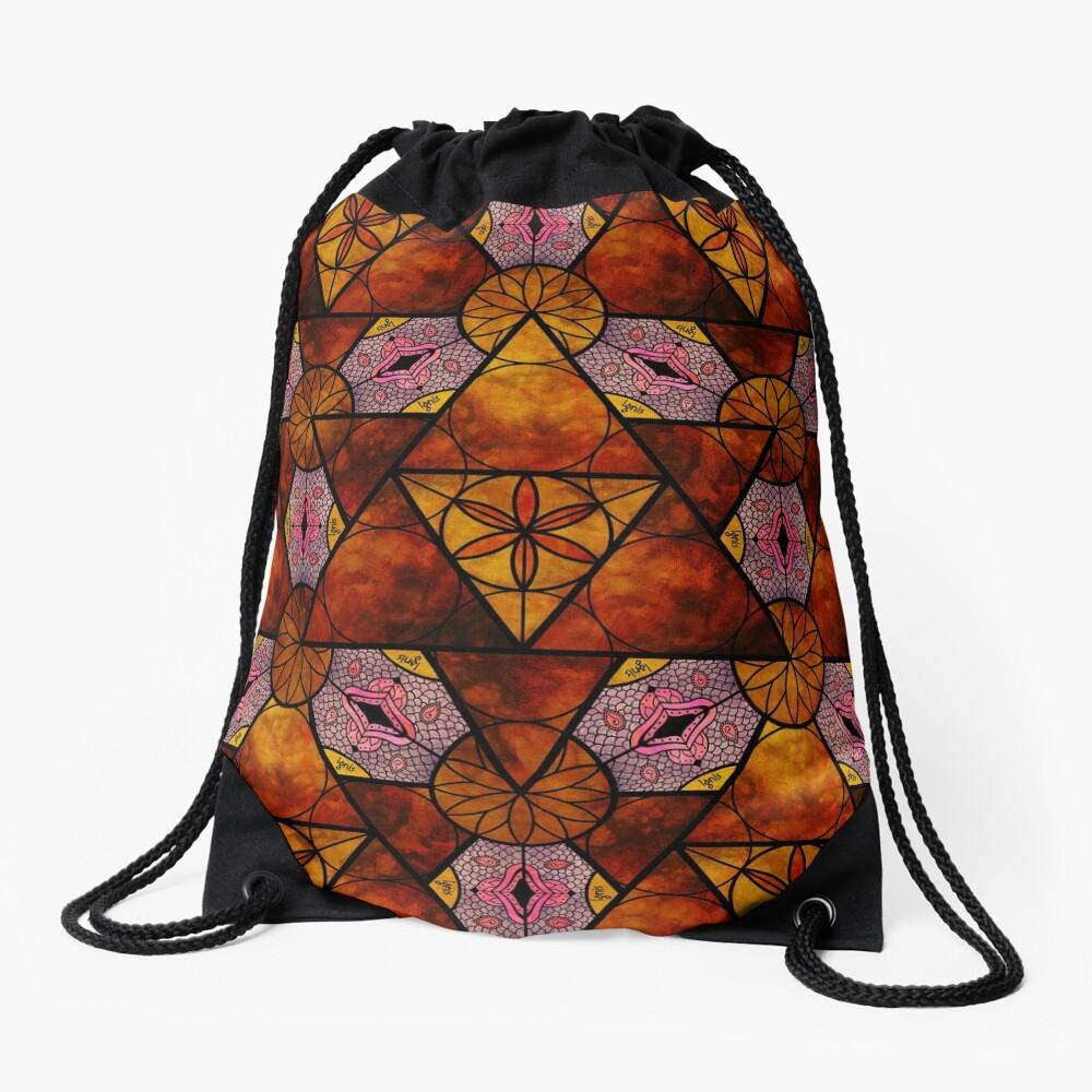 Geometría Sagrada - Ignis Mochila saco