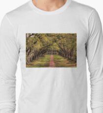 Oak Alley Long Sleeve T-Shirt