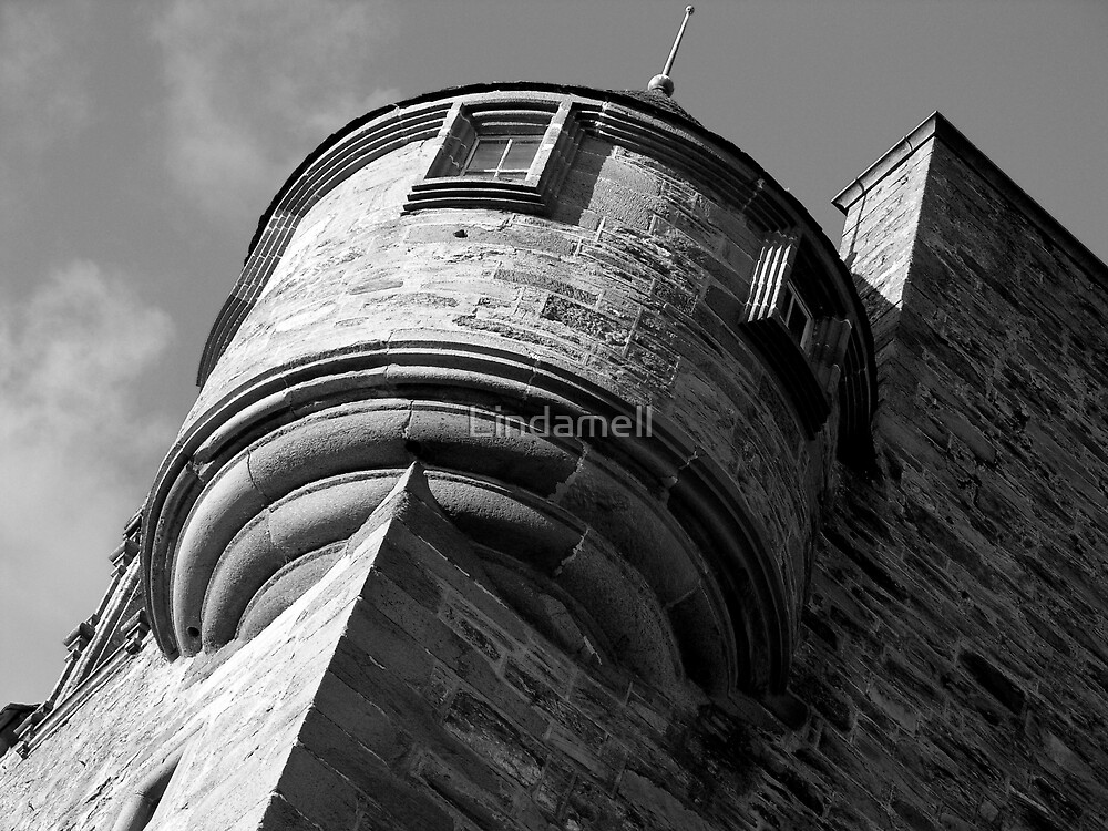 Castle Menzies by Lindamell
