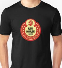 Red Horse Beer Unisex T-Shirt