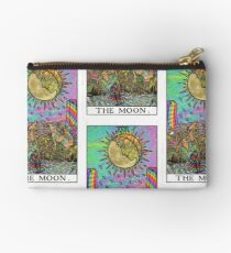 Psychadelic Tarot- The moon Studio Pouch