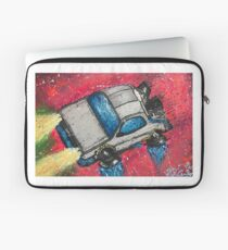We Don't Need Roads  Laptop Sleeve