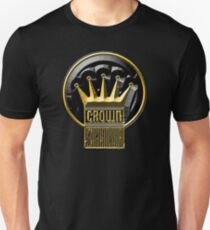 New Style Crown Bevel Unisex T-Shirt