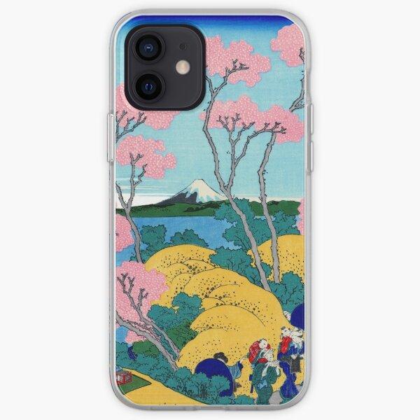 Fuji From Gotenyama iPhone Soft Case