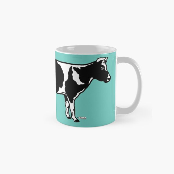 Let's Hear It for Cows! Classic Mug