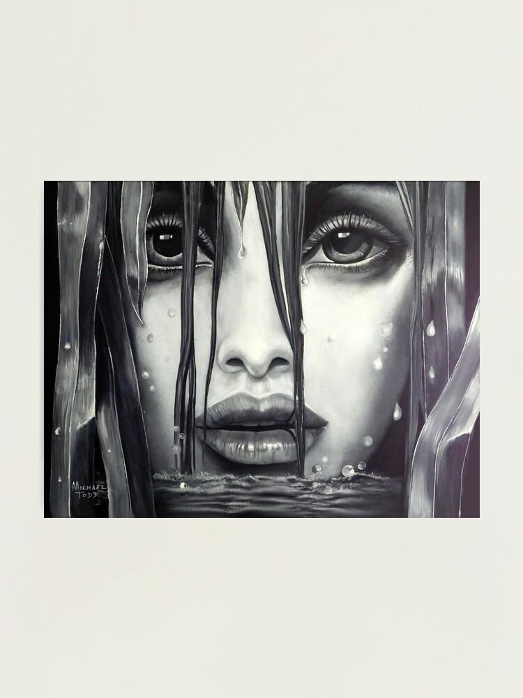 Alternate view of Mystic Pond  Photographic Print
