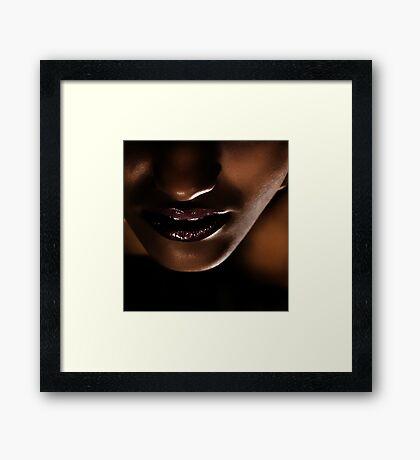 Vanessa Framed Print