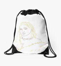 Minimalist Xtina Drawstring Bag