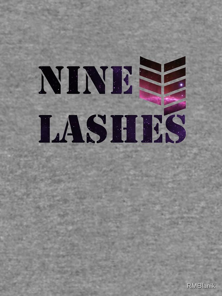 Nine Lashes by RMBlanik
