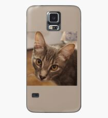 Ozzy the kitten Case/Skin for Samsung Galaxy