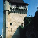 Porte du Craux C14 Nevers France 19840828 0003  by Fred Mitchell