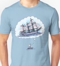 Floating Dreams Unisex T-Shirt