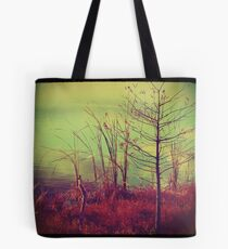 Bush by the Water ttv Tote Bag