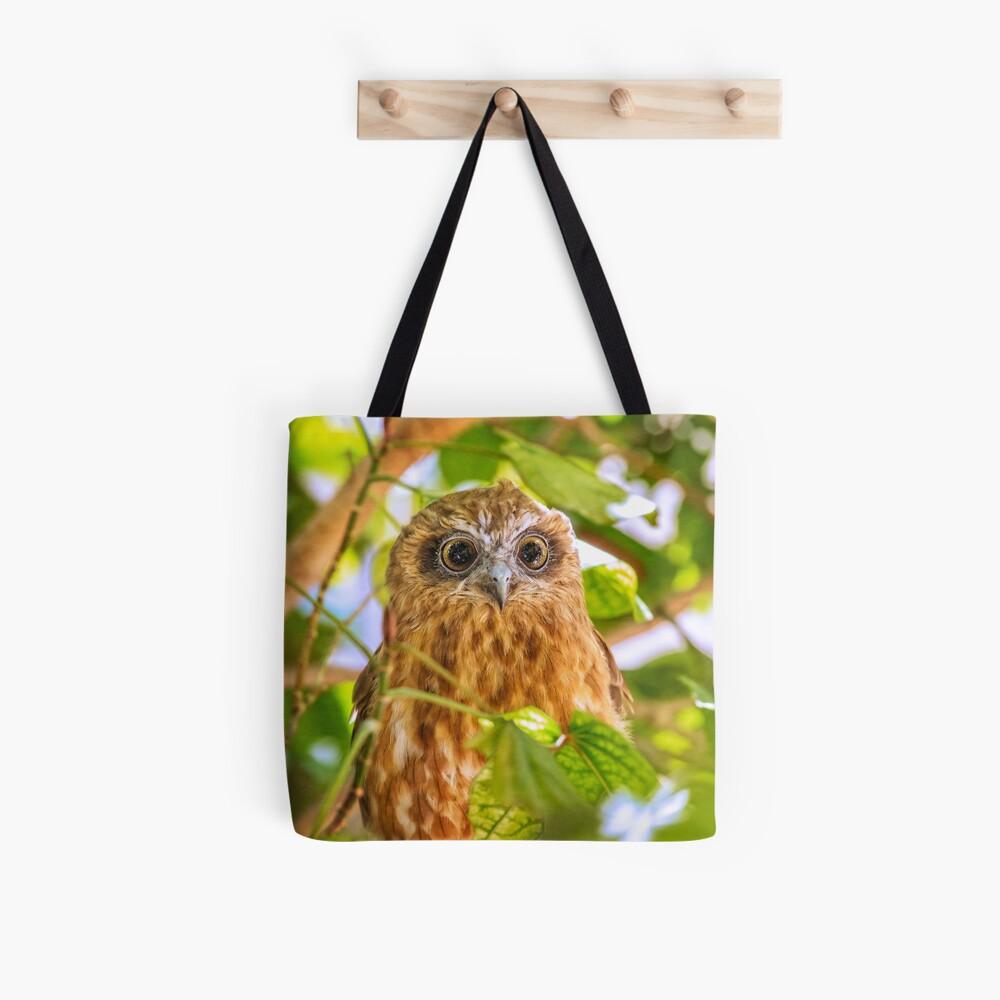 Southern Boobook Owl, Western Australia Tote Bag
