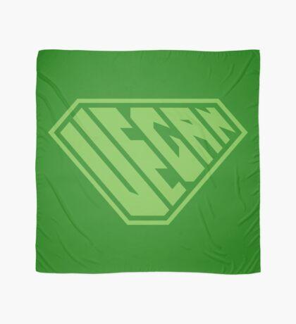 Vegan SuperEmpowered (Green) Scarf