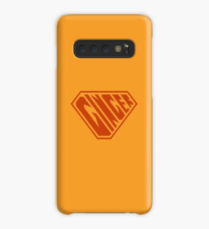 Ginger SuperEmpowered (Ginger) Case/Skin for Samsung Galaxy