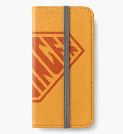 Ginger SuperEmpowered (Ginger) iPhone Wallet