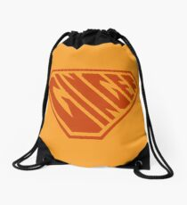 Ginger SuperEmpowered (Ginger) Drawstring Bag
