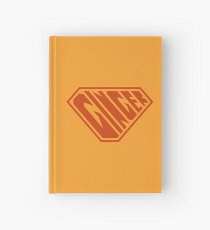 Ginger SuperEmpowered (Ginger) Hardcover Journal